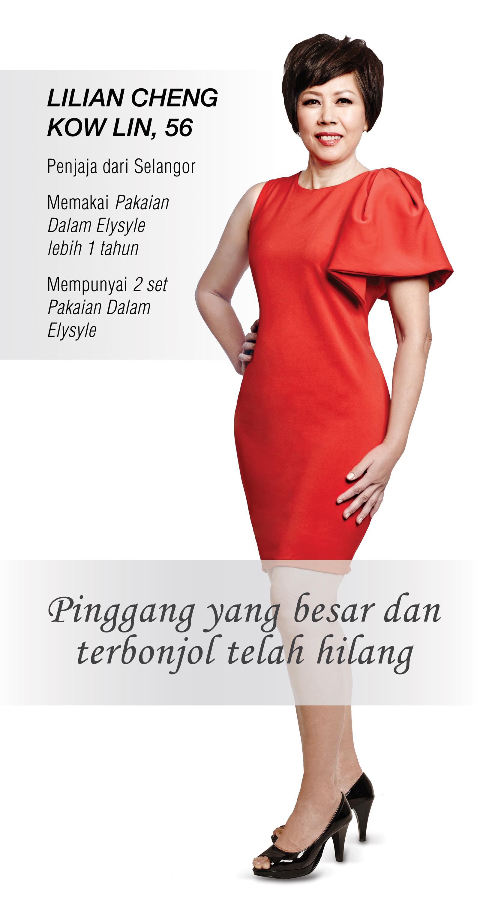 Korset Elken Corset Elysyle Lingeries Malaysia