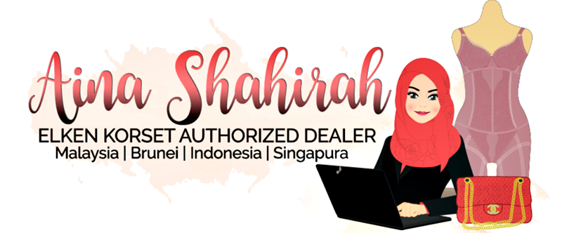 Aina Shahirah – Elken Korset Authorised Dealer - Authorized Korset Elken Malaysia, Brunei, Indonesia, Singapura